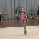 """Gimnastės kovojo dėl """"Mis vasara"""" titulo"""