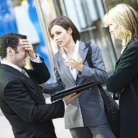 Jei aplinkiniams netinka jūsų darbas