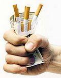 """""""Priklausomybė nuo nikotino būna stipresnė ir už heroiną"""""""