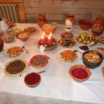 Įdaryti valgiai Kūčioms ir Kalėdoms