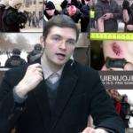 POGRINDŽIO DISKUSIJOS – Kristoferis Voiška atsako į klausimus