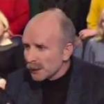 """Rolandas Paulauskas LTV laidoje """"Paskutinė kryžkelė"""": Stojant į ES. (2003 04 07)"""