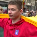 """Eitynės """"Lietuviškai trispalvei – 100 metų"""""""