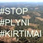 PLYNI KIRTIMAI – Lietuva iš paukščio skrydžio: ką mano Aplinkos ministerija? Saugomos teritorijos