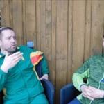 Vaidas Žemaitis ir Linas Žalnerauskas apie dvasinį prablaivėjimą ir politiką