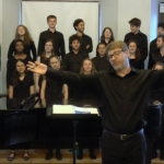 VDA kamerinio choro ir Middlebury College Choir koncertas