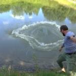 Lietuvoje užmirštas žvejojimo būdas