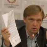 Ką Lietuva nori pasakyti Popiežiui su KGB korta?