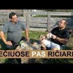 Vaidas ir Ričiardas apie čeburėkus, pomidorus, braškes, medžius, Dievą, muziką…