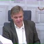 Lietuvos Visuomenės Taryba prieš Lietuvos valdžią