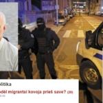 Kodėl migrantai kovoja prieš save?