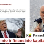 Pramoninio ir finansinio kapitalo karas