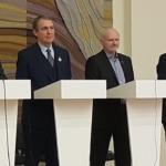 Marijampolė – kandidatų debatai (A.Butė, A.Juozaitis, K.Juraitis ir N.Puteikis)