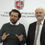 Prof.dr. Stanislovo Tomo sąrašas jau VRK