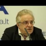 Vytautas Radžvilas kandidatas į EP