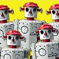 Vunderkindas ir biorobotai