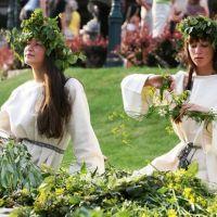 Gražiausia ir paslaptingiausia vasarvidžio šventė Rasa