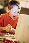 Jūsų vaikas - bendrauja ar mygtukus spaudo?