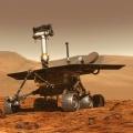 Robotai sėkmingai nusileido Marse