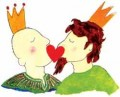 Pasaka apie du princus gėjus − be autorių