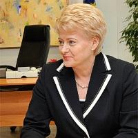 "Dalia Grybauskaitė - ""VP Market"" prezidentė?"