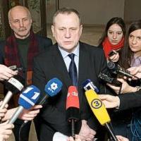 Kandidatas į Lietuvos prezidentus Česlovas Jezerskas