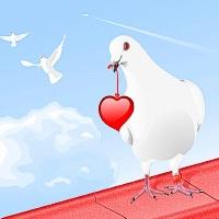 Įsimylėjusiems... autentiškos žinutės