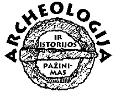 LII: Archeologijos skyrius
