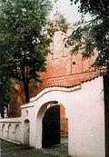 Šv. Mikalojaus bažnyčios architektūra