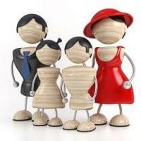 Vaikai – šeimyninės laimės priešai?