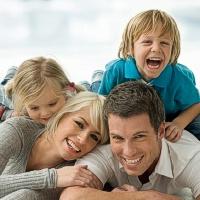 Vaikai - šeimos laimės garantas?