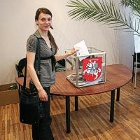 Moterų rinkėjų elgesys