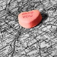 Meilė per atstumą