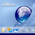 Pasirodė KDE 3.3