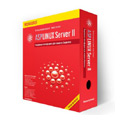 ASP Linux Server II dėžutė