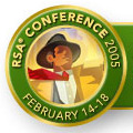 San-Franciskas: RSA 2005 konferencija