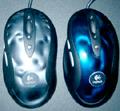 Logitech МХ518 - skiriamąją gebą perjungti leidžianti pelė