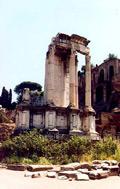 Italija: Romos centre rasti labai seni griuvėsiai