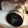 Samsung SCH-V770 mobilusis: kamera - 7 megapikseliai