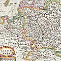 Lietuvai padovanoti unikalūs žemėlapiai