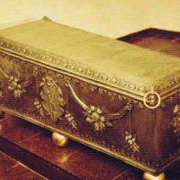 Restauruotas Vilniaus vaivados ir Lietuvos didžiojo etmono Jonušo Radvilos sarkofagas