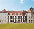 Biržų pilis - Radvilų valdos centras