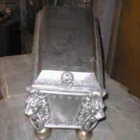 Restauruoti Radvilų vaikų sarkofagai Kėdainiuose