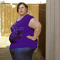 "184 kg sverianti mama savo trynukus maitina ""McDonald's"" maistu"