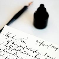 Lauros laiškas Vytautui