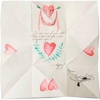 Meilės laiškas. Aistė