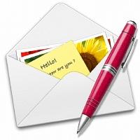 Aš labai laukiu tavo laiško