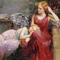 Meilė motinai
