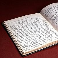 Vienas dienoraščio puslapis