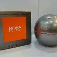 Vyriškų kvepalų pirkimo gidas (28 dalis) Hugo Boss